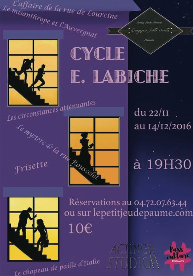 Cycle E. Labiche